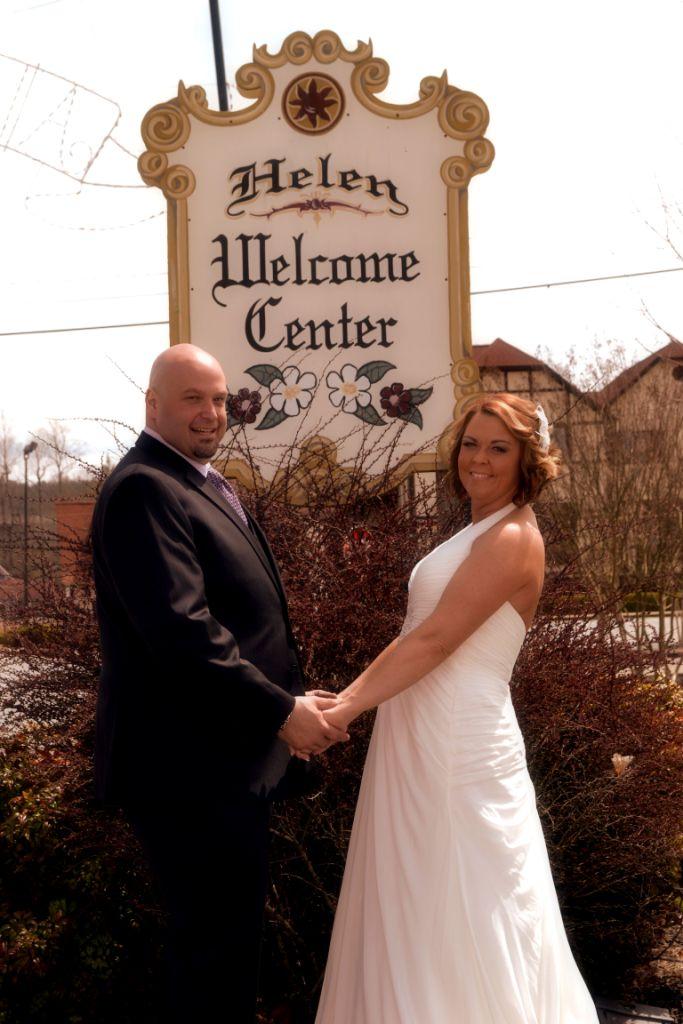 Helen Georgia Wedding Couple