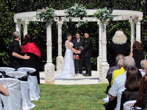 Cavender Castle Wedding Ceremonies