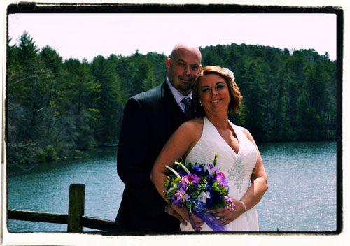 Destination Wedding - Elopement Cabin