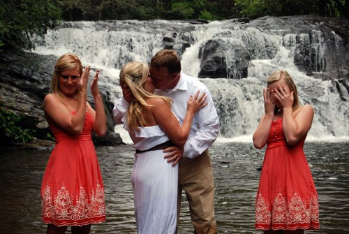 Waterfall Weddings 073
